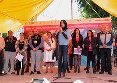 REALIZAN FERIA DE SERVICIOS A LA COMUNIDAD MAZAHUA