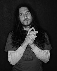 John Frusciante.  Thank you.