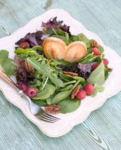 fun easter salad idea - from onecharmingparty.com #easter