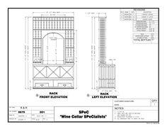 Wine Cellar Builders Custom Wine Cellars Wine Rack Opening
