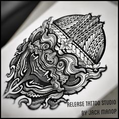 Release tattoo Maori tattoo Thai tattoo Jack manop