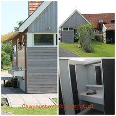 Camper stories: Weekendje Gorredijk (Friesland) Wij wilden een lek...
