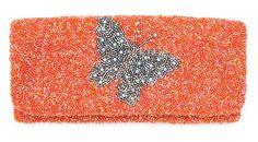 Beaded Moyna Butterfly Handbag  www.allysonjames.net