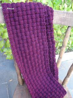 No começo era só tricot mas aí o crochet veio e tomou conta.