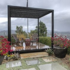 Outdoor Rooms Landscape Design Ideas, Pictures, Remodel and Decor