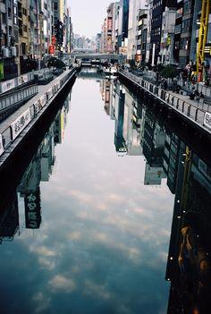 River island, Osaka Dotonbori(道頓堀) - Photo By Boycarax