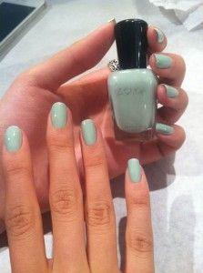 Winter nail colors 2013