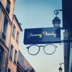 Jimmy Fairly Store 64 rue vieille du temple Paris - Une belle enseigne !