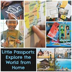 Little Passports: cute monthly subscription package to learn about a different country every month. So many fun crafts, games, and geography activities for kids. Geography Activities, Geography For Kids, Geography Lessons, World Geography, Activities For Kids, Teaching Kids, Kids Learning, Teaching Tools, Free Homeschool Curriculum