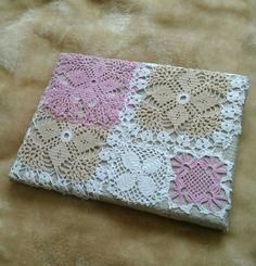 Crochet lace art