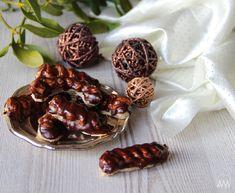 V kuchyni vždy otevřeno ...: Pařížské ( škaredé ) rohlíčky Almond, Meat, Food, Essen, Almond Joy, Meals, Yemek, Almonds, Eten