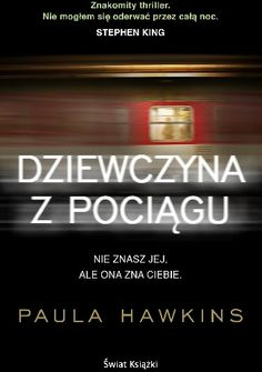 Dziewczyna z pociągu - Paula Hawkins - książka – Ravelo – tania księgarnia Books To Buy, Books To Read, Paula Hawkins, Le Book, Legolas, Alfred Hitchcock, Cata, Book Journal, Journal Ideas