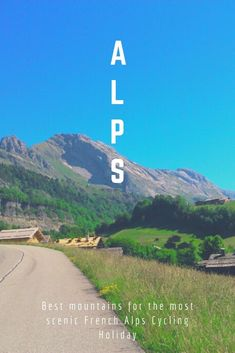French Alps cycling tours offering a spectacular choice of classic Tour de France Cols, Unpack Once & Cycle Everyday challenging alps cycling holiday. Lake Annecy, Cycling Holiday, French Alps, Pure Joy, Mountain View, Landscapes, Country Roads, Bike, Sun