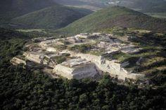 XOCHICALCo, ciudad prehispánica (700-900 d.c.)