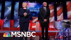 FULL Democratic Debate: Bernie Sanders, Hillary Clinton Face Off In New ...