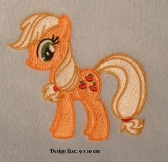 Applejack My Little Pony Design