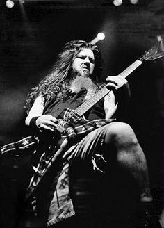 Dimebag Darrell  (Pantera)  ~ Source: Unknown ~