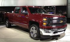 2014 #Chevrolet #Silverado #Review