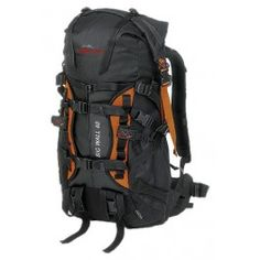 One of the most versatile roll top backpacks. I especially love the number of attachment points.
