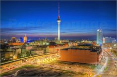 Marcus Klepper - Skyline Berlin