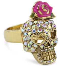Betsey Johnson Ring