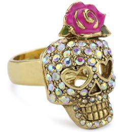 Betsy Johnson Ring