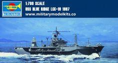 USS Blue Ridge LCC-19 1997 Trumpeter 05715