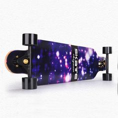 "Chi yuan nuevo crucero de 41 ""x 9.5"" profesional de arce tabla de skate longboard skate completa"