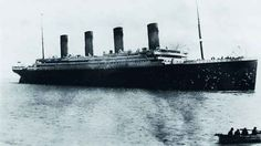 11 Never Before Seen Pictures Of The Titanic