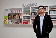 José Luis Ovando - Publicitário | Revista Lettering | Foto Danilo C. Monteiro