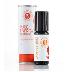 Pure Energy Perfume by Lotus Wei - aroma: warming & yummy grapefruit, cinnamon, coffee & black pepper.
