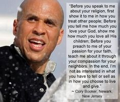 Congratulations to Cory Booker for his decisive win in the race for New Jersey's open U.S. Senate seat! #EnoughTea
