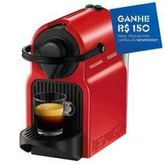 [Ricardo] Cafeteira Nespresso Inissia + R$ 150 em cápsulas por R$ 279,90 com Frete Grátis