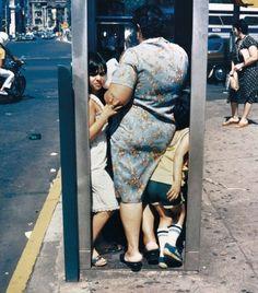 Helen Levitt, 1988.