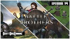 Battle Brothers Let's Play | Kills 4 Cash Inc Ep 14 | ScottDogGaming - Battle Brothers Let's Play | Kills 4 Cash Inc| ScottDogGaming  Battle Brothers is a turn based tactical RPG which has you leading a mercenary company in a gritty low-power medieval fantasy world. You decide where to go whom to hire or to fight what contracts to take and how to train and equip your men in a procedurally generated open world campaign.  If you like what i do and want to support me in making content check out…