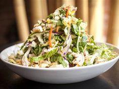 Make Billy Dec's chop chop chicken salad and refreshing summer wine cocktail