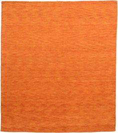 Orange Indo Gabbeh Area Rug