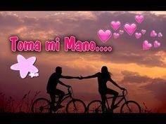 Frases Romanticas de amor para dedicar con imagenes de rosas de amor - YouTube