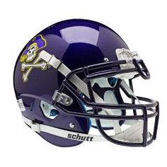 East Carolina Pirates NCAA Authentic Air XP Full Size Helmet