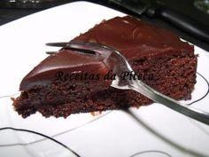 A melhor receita de bolo de chocolate húmido, Receita de Receitasdapiteca - Petitchef