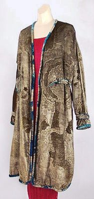 Mariano Fortuny Coat, 1920's