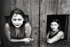 Henri Cartier- Bresson, Calle Cuauhtemocztin, Mexico City  1934  gelatin silver print