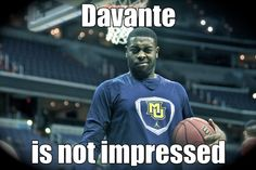 Davante Gardner is NOT impressed with regular free throws. He makes them from three-quarter court. http://go.mu.edu/10eMpSu