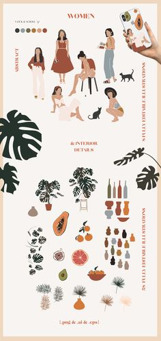 Abstract collection - abstract prints - abstract shapes - Minimal print - Abstract wall art Woman terracota earthy burnt orange clipart PNG in 2019 Instagram Logo, Instagram Story, Marketing Mediante Afiliadas, Project Abstract, Posca Art, Abstract Shapes, Abstract Print, Modern Prints, Modern Wall
