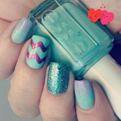 Instagram photo by marymonkett  #nail #nails #nailart