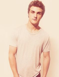 Beau Mirchoff - He's what I like to call easy on the eyes.