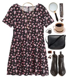 """""""Weekend"""" by yen-and-len ❤ liked on Polyvore featuring Opening Ceremony, H&M, Mansur Gavriel, Forever 21, The Import Collection and Burt's Bees"""