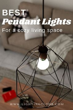 This article will provide you with some pendant lighting ideas for the home. #pendantlights #pendantlighting #modernpendant #lighting Living Room Lighting, Home Lighting, Lighting Ideas, Pendant Lighting, Kitchen Lighting Fixtures, Light Fixtures, Leaking Faucet, Cozy Living Spaces, Under Cabinet Lighting