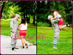 Operation Love ReUnited, Military, Military Couples, Military Portraits