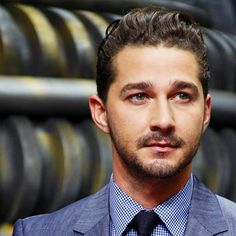 Paul Mitchell Schools | Shia LaBeouf: Slicked-Back & Sophisticated